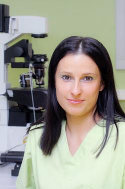 Embriolog Desislava Petrova
