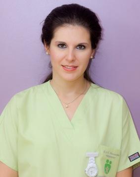 Embriolog Neli Manolova